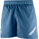 Salomon M's Agile Shorts vintage indigo/dress blue/lime punc
